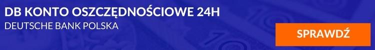 db Konto Oszczędnościowe Deutsche Bank Polska