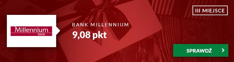 III miejsce - Bank Millennium